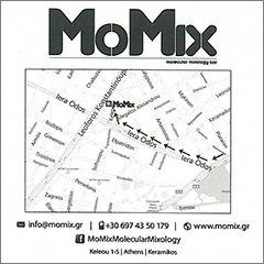 MoMix - Molecular Mixology bar