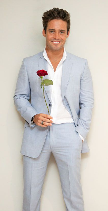 Spencer Matthews is The Bachelor