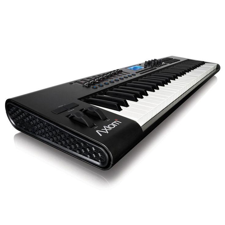 MAudio Axiom 61 61Key USB MIDI Keyboard