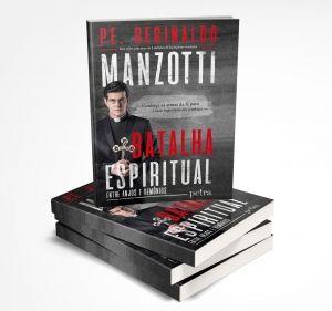 Pré-venda Livro Batalha Espiritual