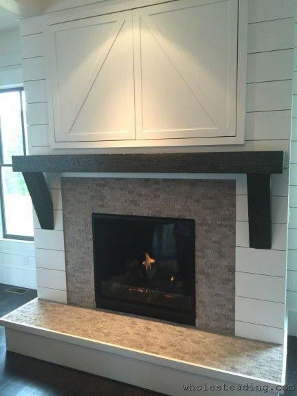 2015 09 22 Wholesteading Com Direct Vent Fireplace 08 FireplaceTraditional FireplaceGas FireplacesHouse BeautifulModern FarmhouseFamily