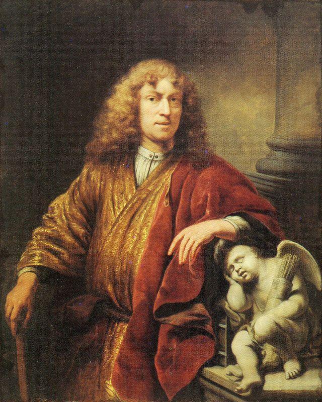 Ferdinand Bol, c. 1669 - - - Self-portrait