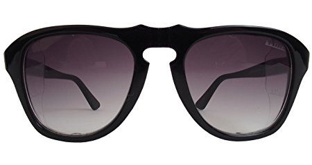 Certified Safety Glasses. ANSI Z87.1-2015 Certified. Vintage-Inspired Eye Protection. Black Frame With Tinted Lens. Includes Side Shields, Carrying Case & Cleaning Cloth. One Size Fits Most.