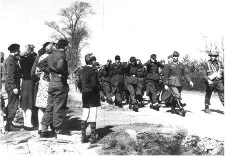Tweede Wereldoorlog Groningen (jaartal: 1940 tot 1945) - Foto's SERC