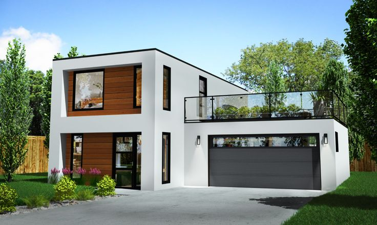 Skinny Home Infill Edmonton modern shipping container sea can home  ~ Great pin! For Oahu architectural design visit http://ownerbuiltdesign.com