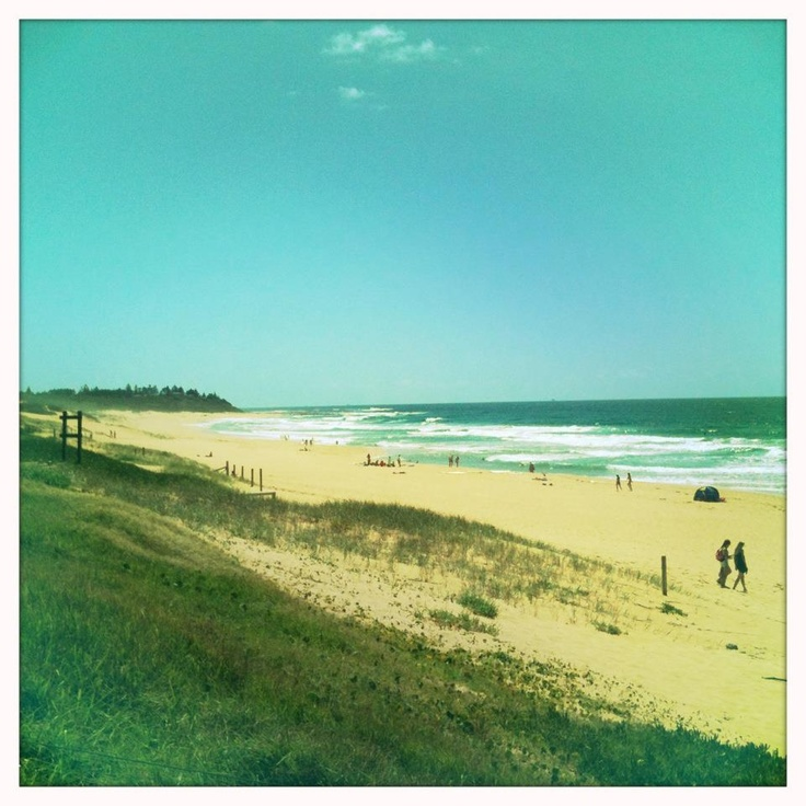 Shelly Beach, Central Coast NSW Aust. Oh how I miss thee