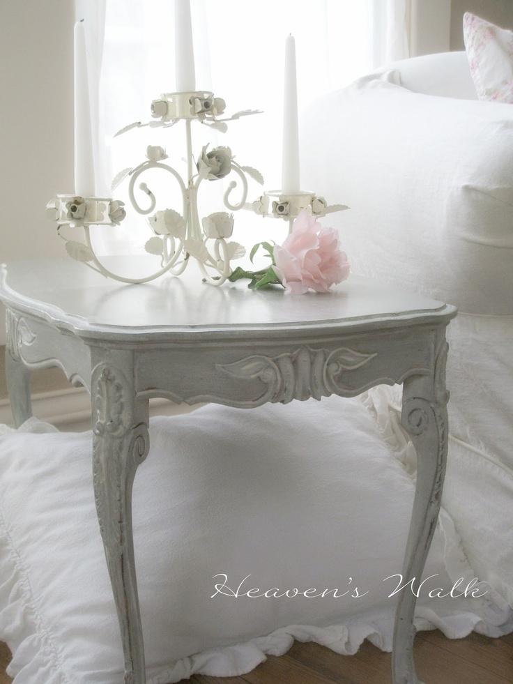 shabby chic entre shabby et gustavien 1 pinterest nids shabby et d co maison. Black Bedroom Furniture Sets. Home Design Ideas