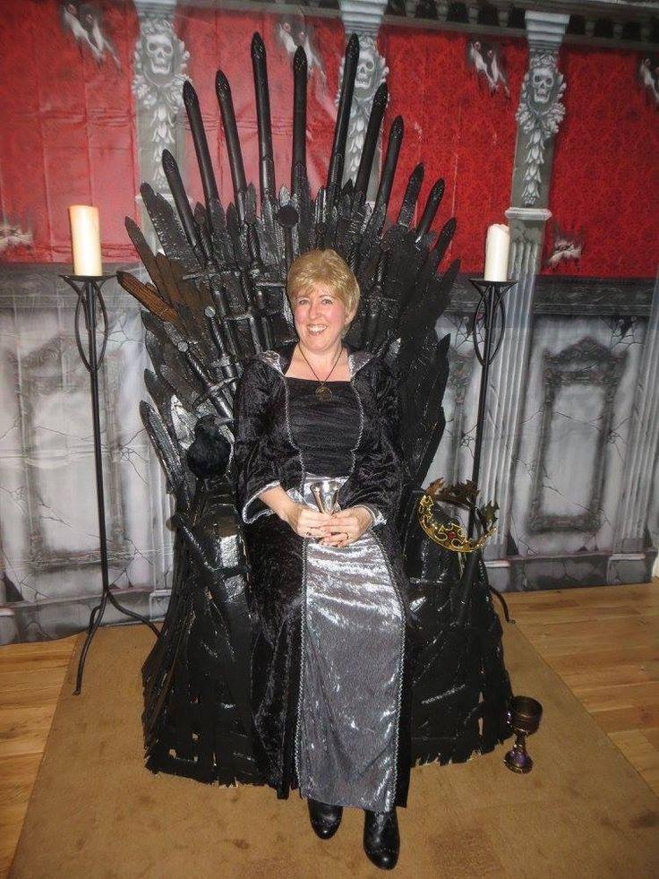 Queen Cersi post walk of shame