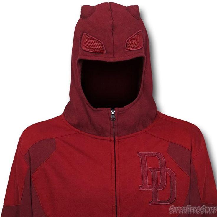Images of Daredevil Costume Hoodie