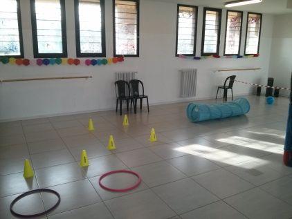 IL PERCORSO AD OSTACOLI/ obstacle course