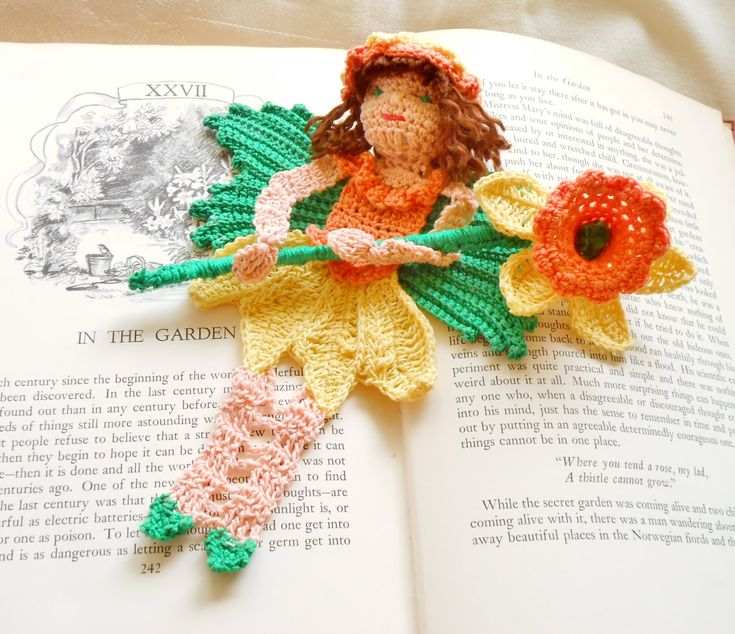 Daffodil Spring Fairy Amigurumi Crochet Pattern : The 300 best images about Competition - Show Us Your Most ...