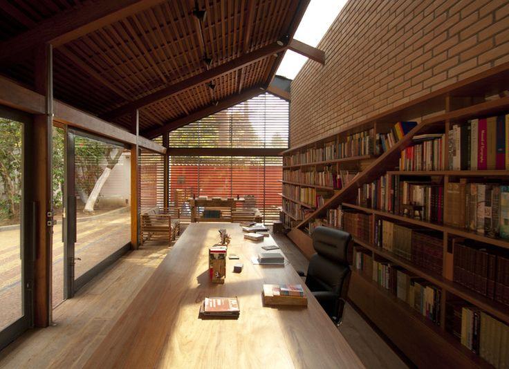 Jardín Biblioteca Cotia / IPEA   Plataforma Arquitectura