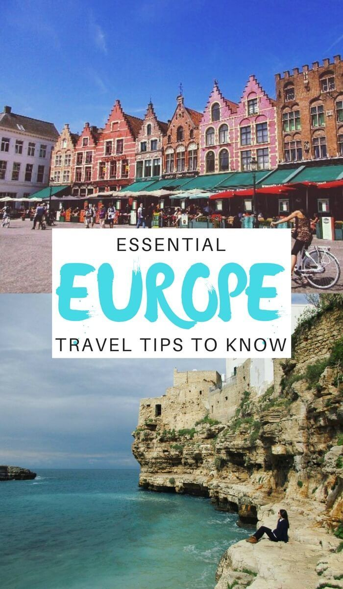 Are you considering rounding up some friends and going on a wild European…