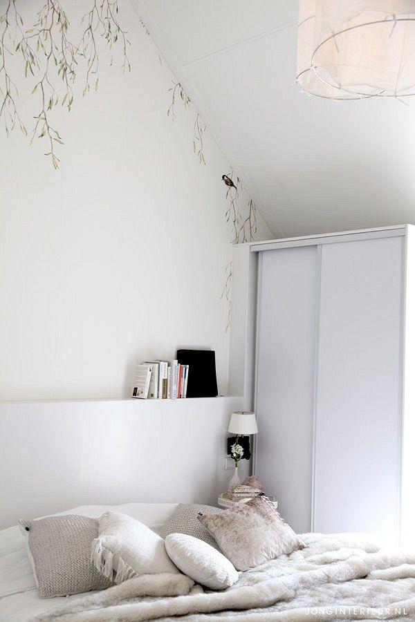7 besten Slaapkamer Ibiza style Bilder auf Pinterest | Weißes ...