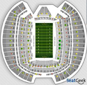 Buy Seahawks tickets