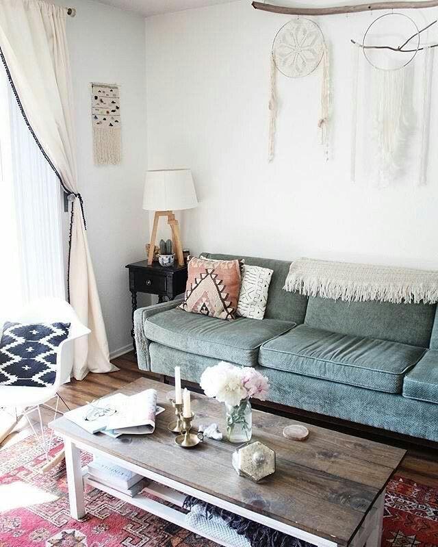 Bohemiandecor Bohemian Living RoomsLiving Room BlueLiving