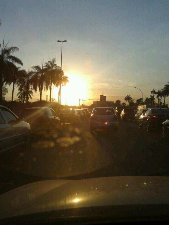 Eixo monumental - Brasília DF