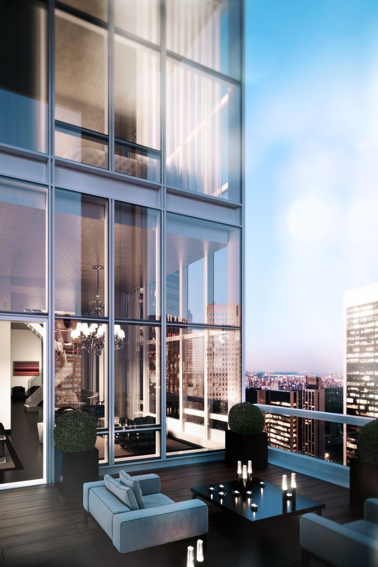 best 25 apartamento penthouse ideas only on pinterest lofts baccarat residences penthouse new york n in photos america s most expensive homes for sale