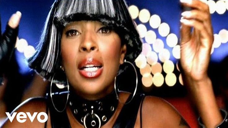 Mary J. Blige - Family Affair   Still great today. Time to booooogie