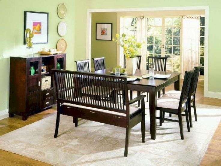 awesome 63 Decorating Dining Room with IKEA Furniture https://homedecort.com/2017/07/63-decorating-dining-room-ikea-furniture/