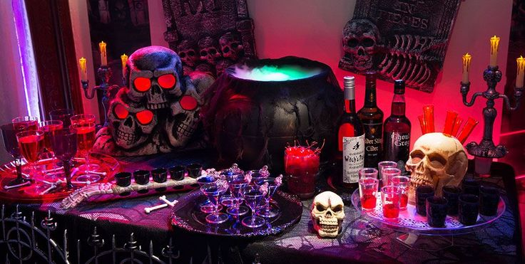 Haunted House Party Supplies 3 Halloween Party Ideas