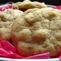 Rezeptbild: Cookies mit weißer Schokolade und Macadamia-Nüssen