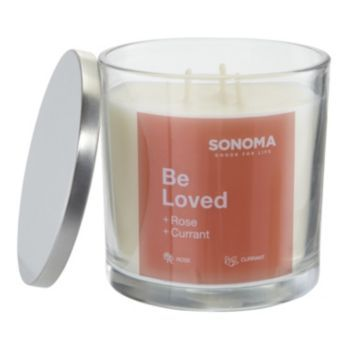 Sonoma Life Style Be Loved 14 Oz Jar Candle Candles Pinterest And Bath Ideas