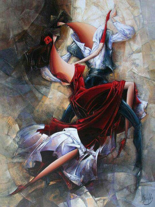avvolta nella danza con te