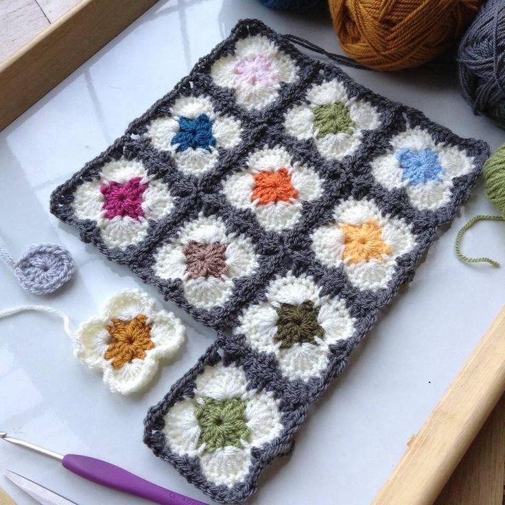 My craft life. Wonderful Orla Keily inspired colours
