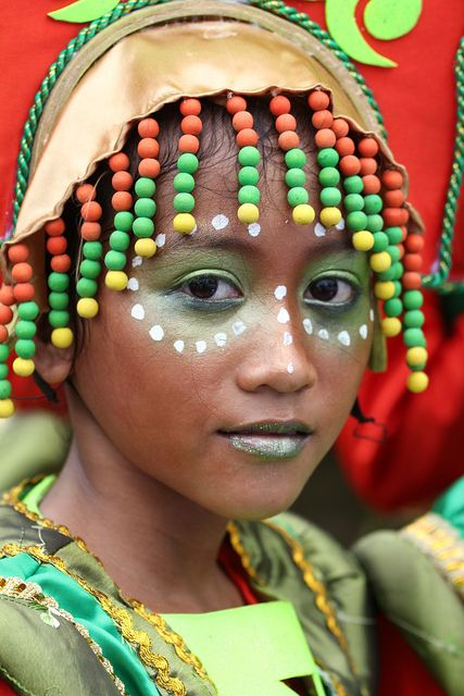 Asia - Philippines / Kaumahan Festival in Barili - Cebu by RURO photography, via Flickr | A festival of revelry where merry making and showcasing of Barili's agricultural products takes center stage which give rise to the town's agricultural and economic development.