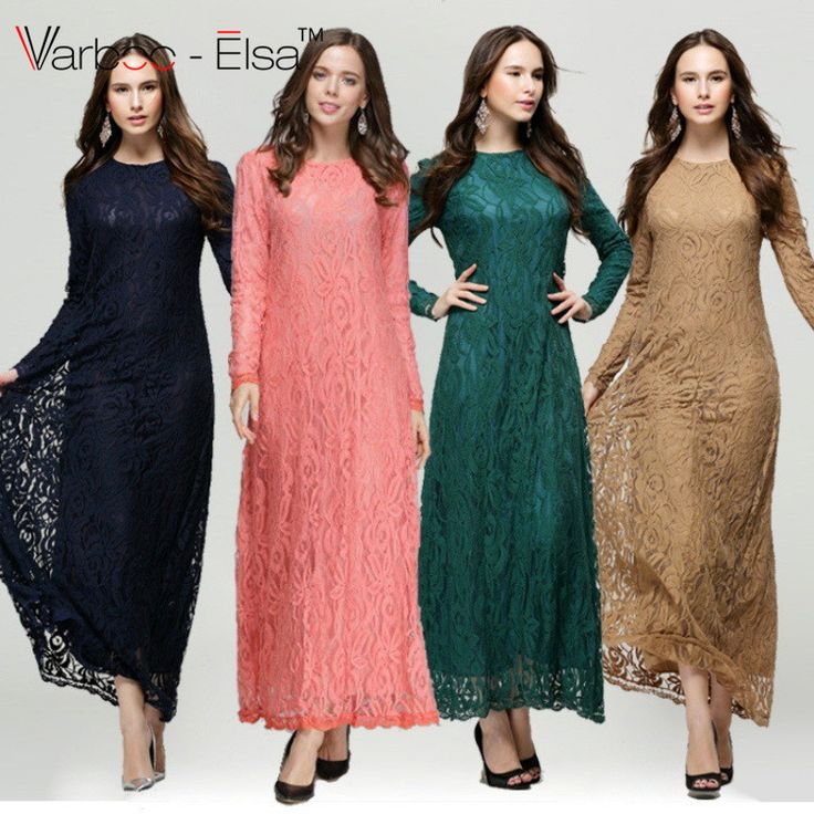 http://www.aliexpress.com/store/product/4-colors-2016-summer-lace-Dresses-Women-long-Sleeve-Elastic-Waist-Floral-Crochet-Casual-black-Lace/230569_32699119545.html  Find More Islamic Clothing Information about 4 colors 2016 lace Dresses Women long Sleeve Elastic Waist Floral Crochet Casual black Lace Dress Femininas Vestidos KKR 001,High Quality dress up girls dresses,China dress up casual dress Suppliers, Cheap dress up a black dress from Sunflower Bridal 2 on Aliexpress.com