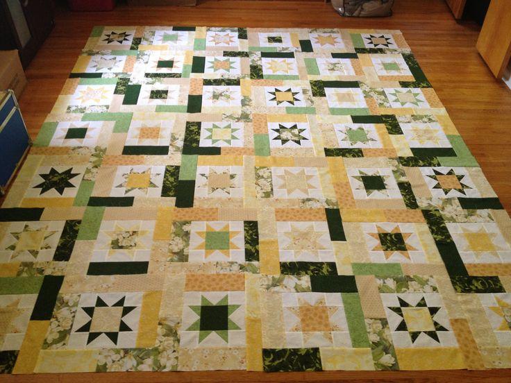 135 best Lucky Stars Quilt images on Pinterest | Crazy quilting ... : lucky star quilt pattern - Adamdwight.com