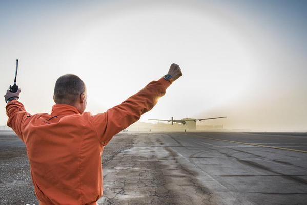 VIDEOS. Solar Impulse a bien débuté son tour du monde