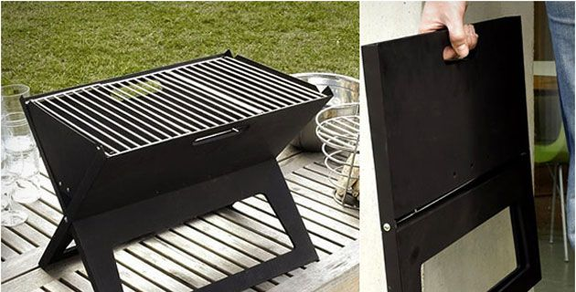 Design Products, Design Sales, Awesome Pics, Awesome Products, Facebook Like, Amazing Products, Grills, Industrial Design, Notebooks Portable Grilled 1
