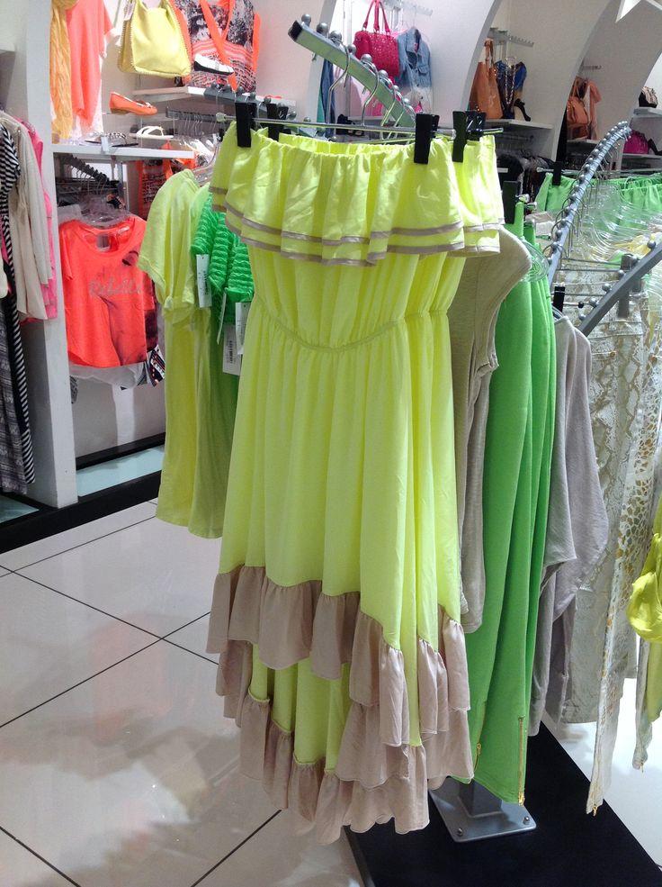 #Neon #Dresses at #NICCI