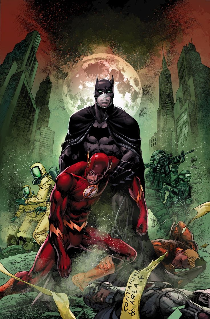 "JUSTICE LEAGUE #35 Written by GEOFF JOHNS Art and cover by IVAN REIS and JOE PRADO MONSTERS Variant cover by RAFAEL ALBUQUERQUE 1:25 Variant cover by JERRY ORDWAY On sale OCTOBER 15 • 32 pg, FC, $3.99 US • RATED T ""THE AMAZO VIRUS"" begins here! Bruce Wayne and Lex Luthor join Wayne Enterprises and LexCorp – but why?"