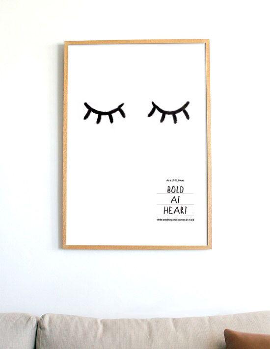 Olle Eksell Inspired Eyes Poster Print Mid Century Modern Scandinavian Ferm Living Nursery Vitra Herman Miller Muuto → FREE GLOBAL SHIPPING by BoldModern on Etsy https://www.etsy.com/au/listing/398297925/olle-eksell-inspired-eyes-poster-print