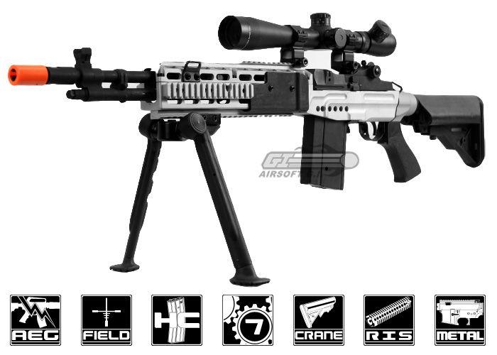 CM032 Full Metal M14 EBR AEG Airsoft Gun @Kathleen S Lemcke