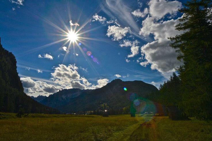 Il Gran Vernel. Dolomiti Val di Fassa