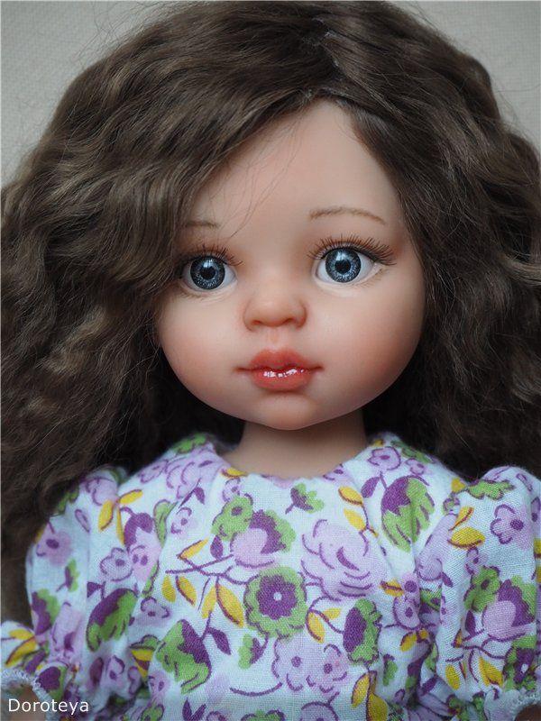 Две подружки. ООАК кукол Paola Reina / Paola Reina, Antonio Juan и другие испанские куклы / Бэйбики. Куклы фото. Одежда для кукол