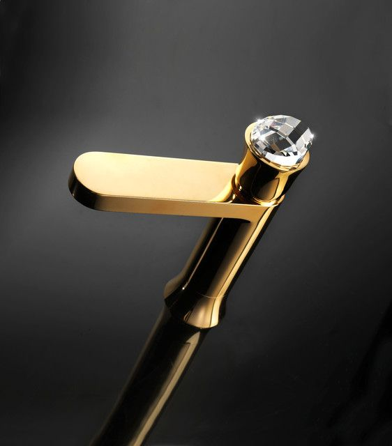 55 Most Famous Diamond faucets  - Diamonds are very attractive. when they are added to anything, they give a fabulous look to it. Once you buy any piece of jewels you feel like if you ... -  eclectic-bathroom-faucets .