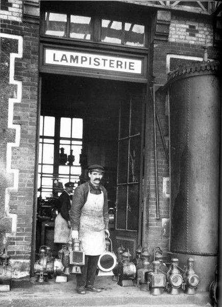 OM LAMPIST - Lampist.dk