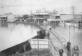 Maitland floods of 1892.A♥W