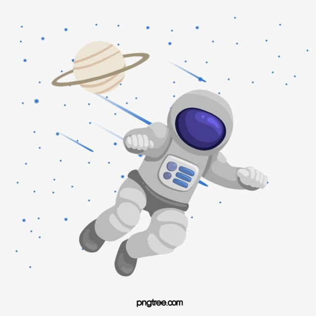 Hand Painted Astronaut Illustrations Astronaut Clipart Space Astronaut Png Transparent Clipart Image And Psd File For Free Download Astronaut Illustration Clip Art How To Draw Hands
