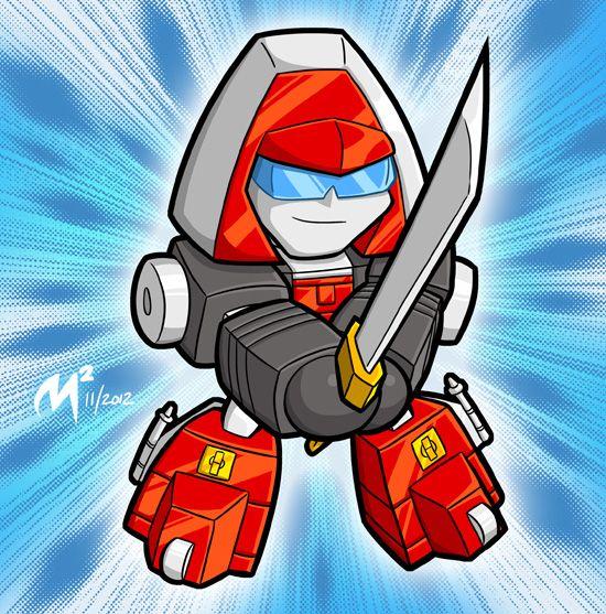 MR03 Jet Robo by MattMoylan.deviantart.com on @deviantART
