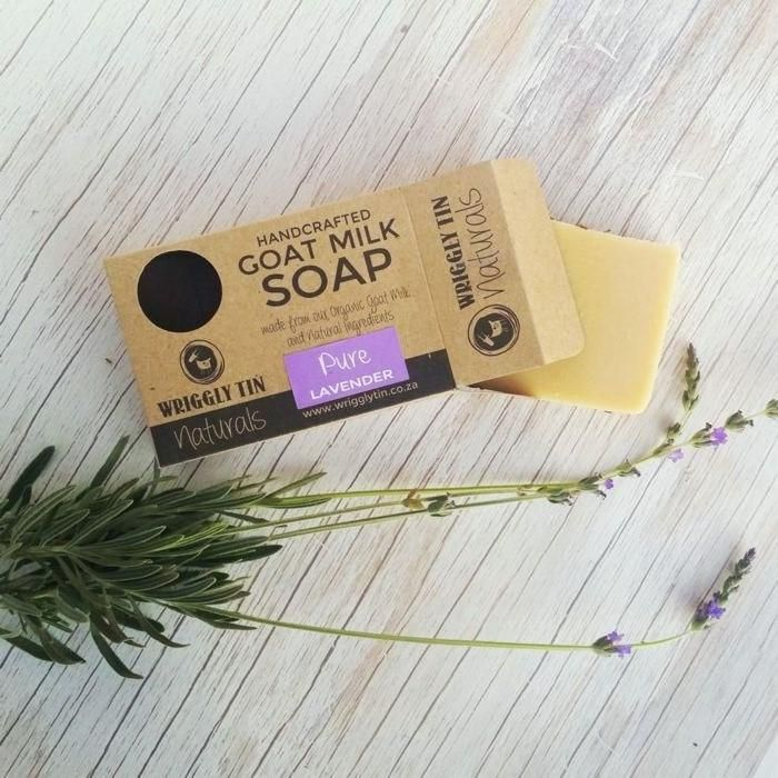 Handmade goat milk soap for when you need a little extra treat at the end of your day! #goatmilksoap #handmadesoap