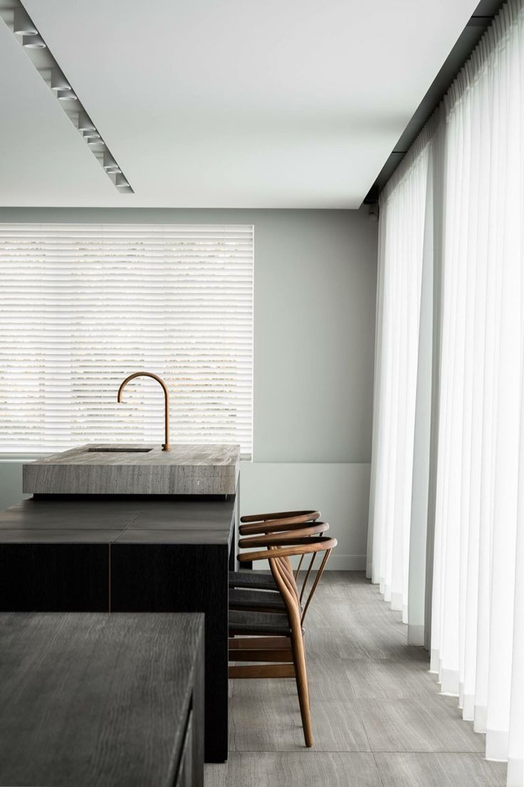 Snake Ranch | life1nmotion: Clean minimalist interior.