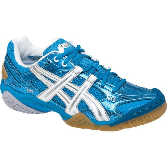Here are the Asics Gel Domain 2 Women squash shoes. Check em out.