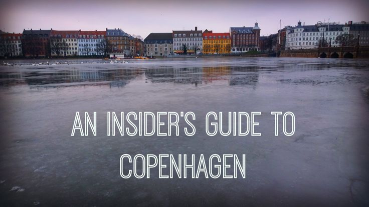I always ask my hotel receptionist for an insider's guide to their city and I got a great mini guide to Copenhagen from the ladies at Kong Arthur Hotel.