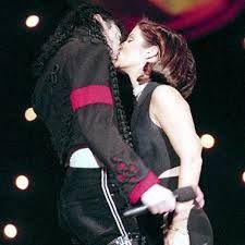 Michael Jackson was with her woman